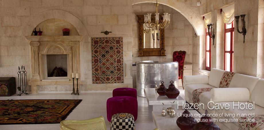 Special Design - Lobby of Hezen Cave