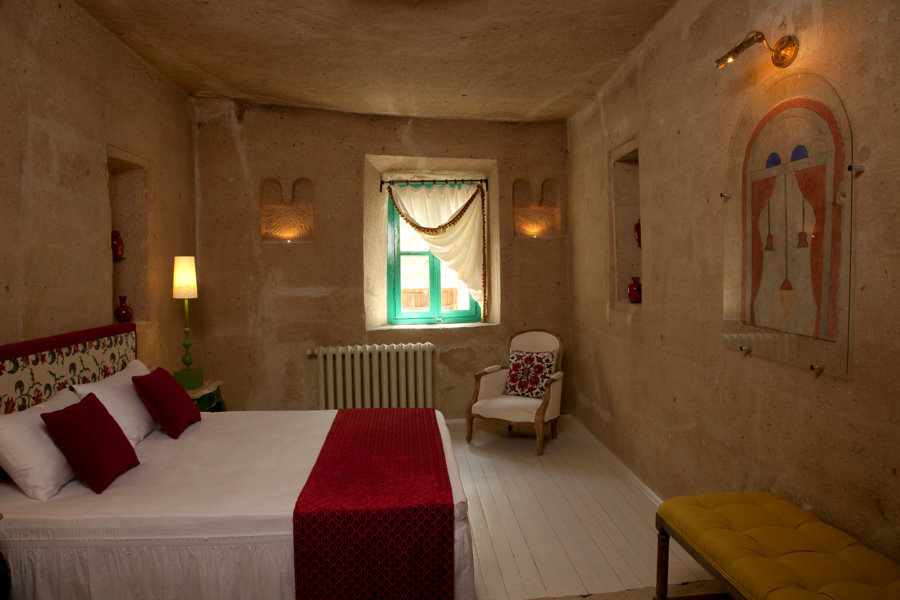 Cave Suite Room with Frescoe Room #2