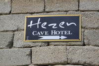 Follow Hezen signs!