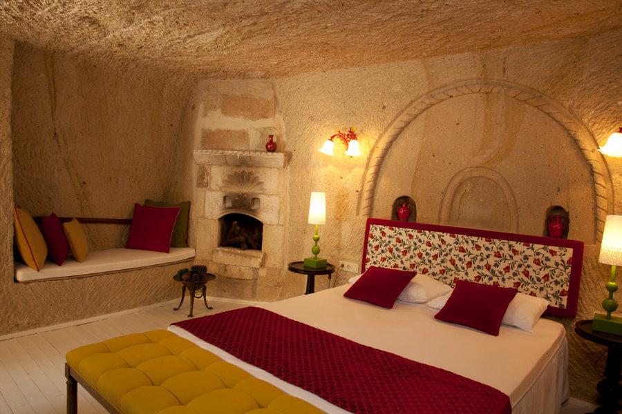 Hezen Cave Hotel With Cave Suite Rooms In Cappadocia